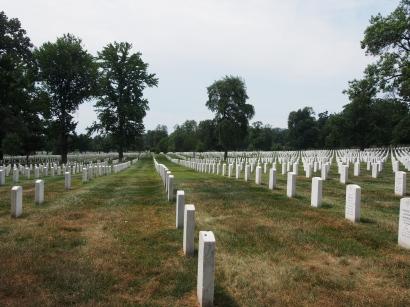 Arlington, Cemetery