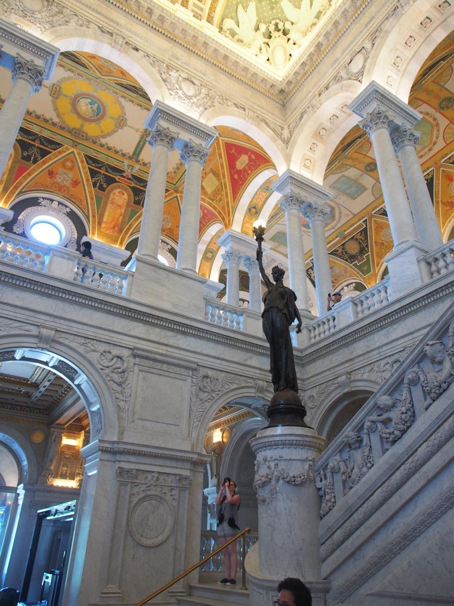 Kongress, Congress, Bibliothek, Library