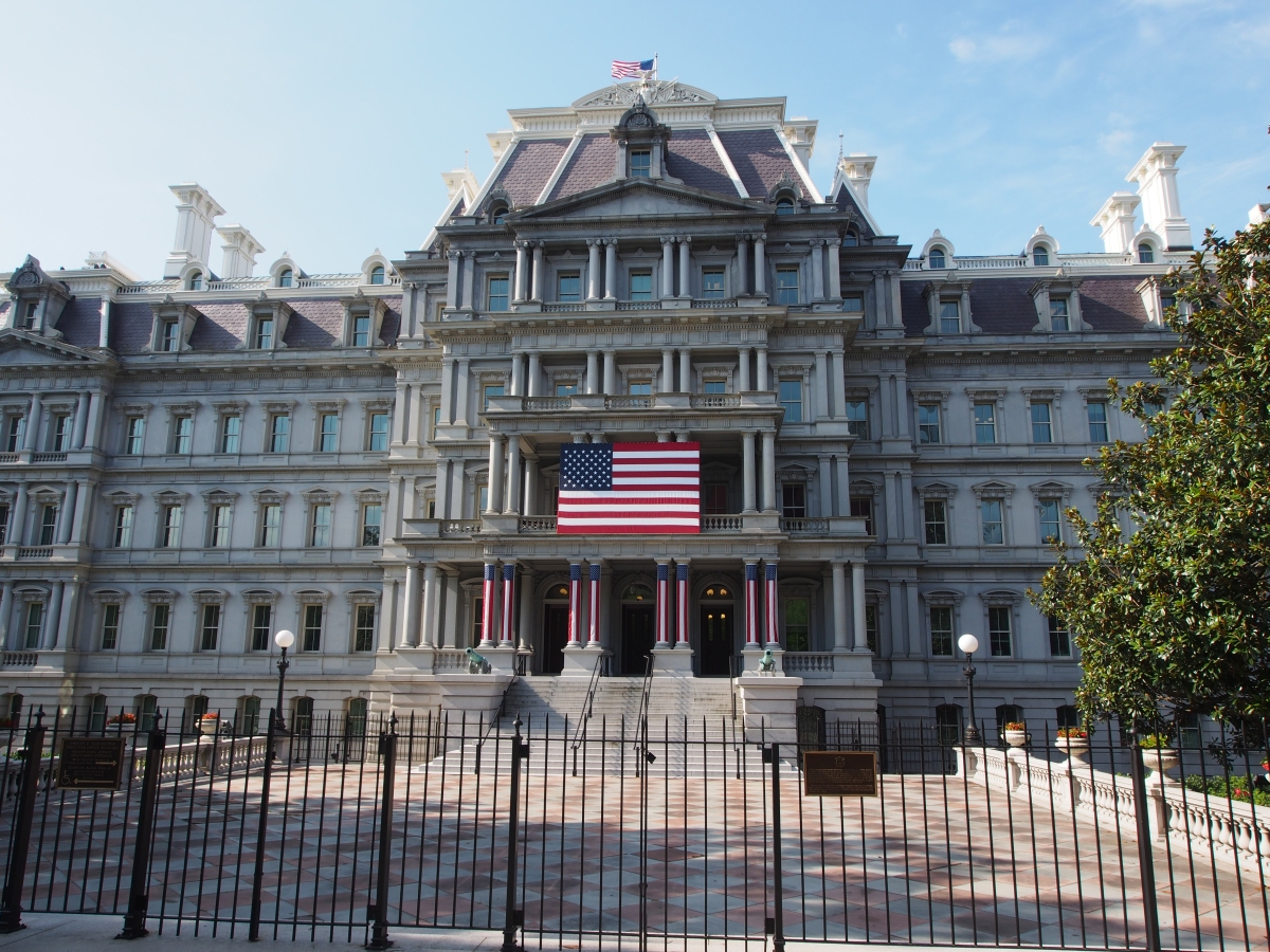 Eisenhower Executive Building, USA, Washington DC