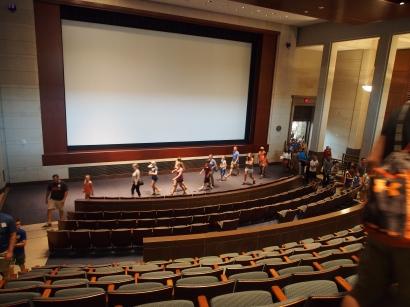 Kapitol, Filmvorführung, Film, Kinosaal
