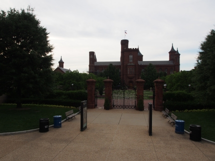 Smithsonian Institution Building, Castle, Washington DC