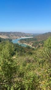 Kalifornien hat Seen und Berge